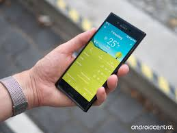 sony xperia xz review return flagship android central
