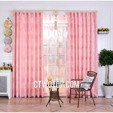 unique window curtains pink heart patterned dreamy acoustical unique window curtains