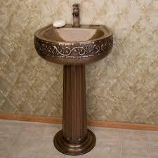 Porcelain Pedestal Sink Bathroom Sink Sink And Pedestal Black Pedestal Sink Bar Sink