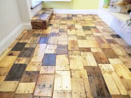 Diy Hardwood Floor Installation Creating A Diy Pallet Wood Floor With Free Wood 9 Steps With