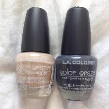nail polish l a colors simply u0026 so famous