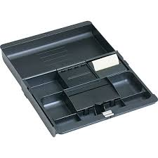 Desk Drawer Organizer 3m Black Plastic Adjustable Desk Drawer Organizer Staples
