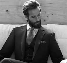 long hair style for men over 50 50 hairstyles for men with beards masculine haircut ideas