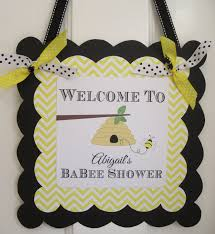 interior design baby shower bee theme decorations home style