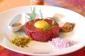 comment cuisiner un steak de cheval tartare de cheval tout simple c esstra