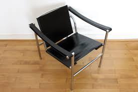 Esszimmerst Le Sch Er Wohnen Lc1 Sessel Von Le Corbusier Pierre Jeanneret U0026 Charlotte Perriand