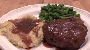 homemade hamburger steak southern style youtube