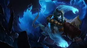 league legends spirit guard udyr bear screenshot hd wallpaper