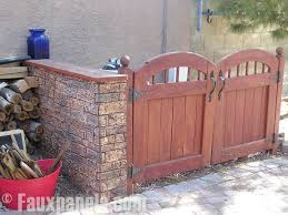 Backyard Garbage Cans by 59 Best Outdoor Storage Camouflage Images On Pinterest Backyard
