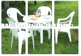 round resin patio table resin patio table with umbrella hole white patio table with umbrella