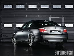 g power bmw m5 hurricane rr european car magazine
