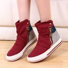 womens boots zipper back zipper boots womens with minimalist sobatapk com