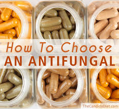 how to choose an antifungal the candida diet