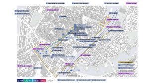 Copenhagen Map Festival Map Copenhagen Light Festival