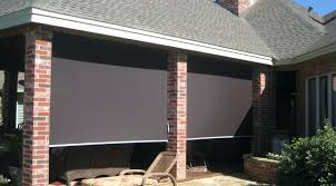 outdoor roll up privacy screens blinds screen panels energoresurs
