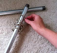 galvanized pipe curtain rod 2 little supeheroes2 little supeheroes