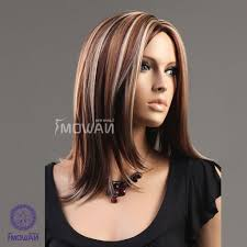 medium length hairstyles and color hair color ideas brown with