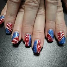 165 best awesome patriotic nails images on pinterest 4th of july