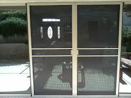 Screen Doors For Patio Sliding Patio Screen Door Darcylea Design