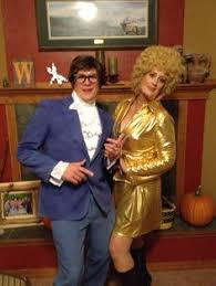 Austin Powers Couples Halloween Costumes Austin Powers Foxxy Cleopatra Halloween Costumes