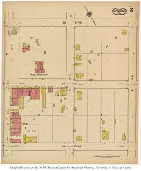 169 Fort York Blvd Floor Plans by Sanborn Maps Of Texas Perry Castañeda Map Collection Ut