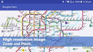 Shanghai Metro Map by Shanghai Metro Map Android Apps On Google Play