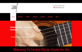 Services For The Blind And Visually Impaired Central Illinois Center For The Blind And Visually Impaired Web