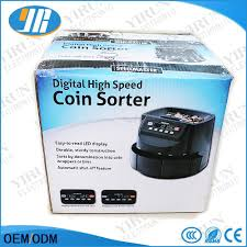 Coin Counter Industrial Coin Counting Machine Industrial Coin Counting Machine
