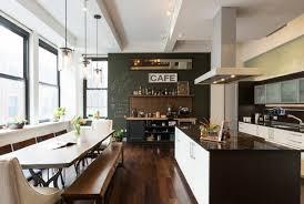 cuisine style bistrot cuisines cuisine style bistrot idee amenagement interieur cuisine