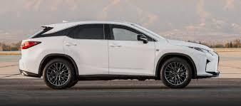 lexus suv 2016 specs all new 2016 lexus rx makes global debut at the new york auto show