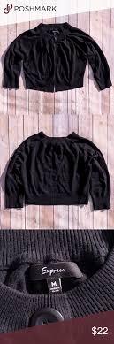 black shrug sweater express black shrug sweater shrug sweater ponchos and neckline