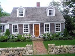 landscaping cape cod style homes home design and style