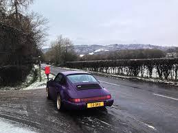 magnus walker crash a royal affair purple enemy world 964 owners