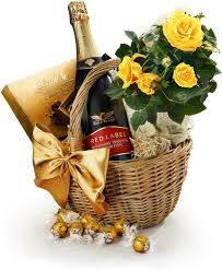 Wine And Chocolate Gift Basket Bouquets Gift Baskets Gourmet Food Basketique Basketique