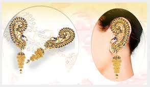 gold kaan earrings the jewelry edit evolution of the jhumka design