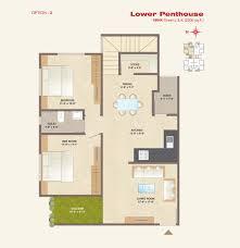 2200 sq ft floor plans fortune greenfields 2 bhk 3 bhk apartments 4 bhk duplex