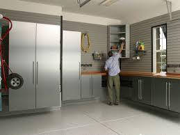 large garage cabinets modern large garage with navajo red wood large modern garage with stainless steel large small storage garage cabinets home depot grey wooden