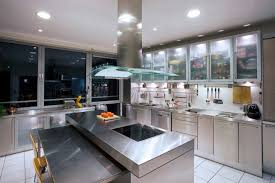 cuisine inox cuisine professionnelle homeandgarden
