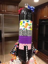 Decorate Water Bottle Rocket Eggmission Itschristinenguyen