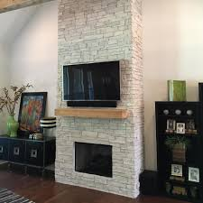 stone fireplace with centurion stone stone concepts and brick