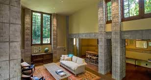 frank lloyd wright home interiors frank lloyd wright the millard house offered by crosby doe