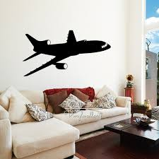Modern Wall Stickers For Living Room Compare Prices On Airplane Wall Decor Online Shopping Buy Low
