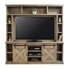 legends furniture fh farmhouse u201d entertainment center sliding door
