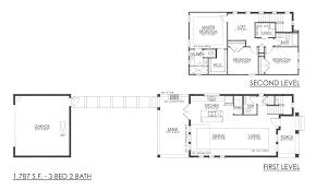 787 Floor Plan by Mason U2013 Craft Homes