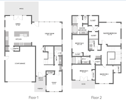 remarkable single family home floor plans chloeelan large single family house floor plan with bedrooms baths decking remarkable