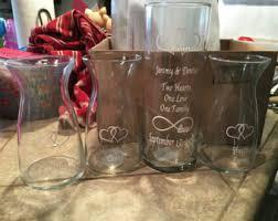 Sand Vases For Wedding Family Unity Etsy