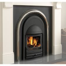 majestic arched cast iron insert high efficiency
