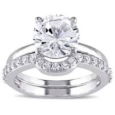 engagement and wedding ring set bridal sets wedding ring sets for less overstock