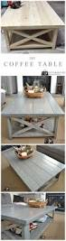 coffee table coffee table plans woodarchivis wooden pallet 3