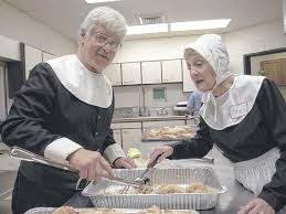 volunteers needed for community thanksgiving dinner gaylord